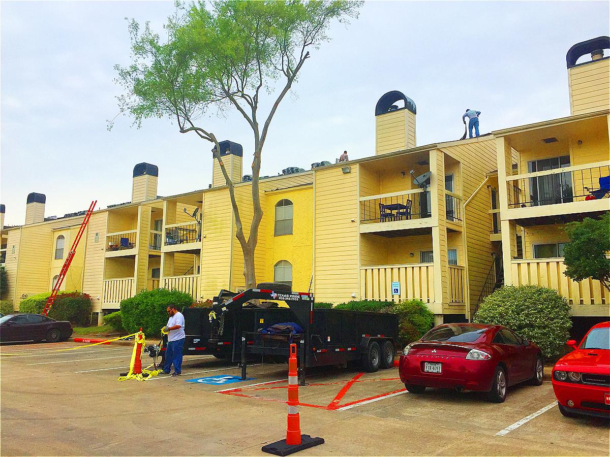 Optimum Roofing Apartments 1 Optimum Roofing Solutions
